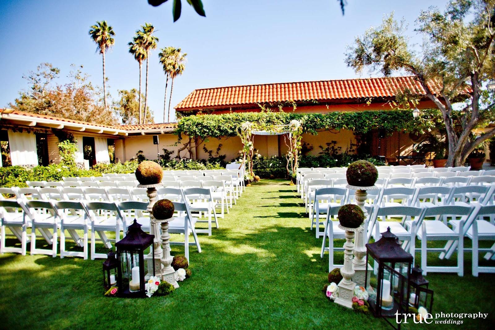 Rancho Bernardo Inn Wedding Erin Loves Jason San Go Planner