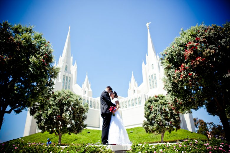 San Diego Mormon Temple By I Do Weddings Amp Events