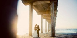 Scripps Seaside Forum Wedding: Katie and Jesse