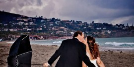 Scripps Seaside Forum Wedding: Lydia & Olin