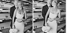 San Diego Rowing Club Wedding: Erika & Christian