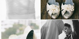 Scripps Seaside Forum Wedding: Teryn and Evan featured on Style Me Pretty!