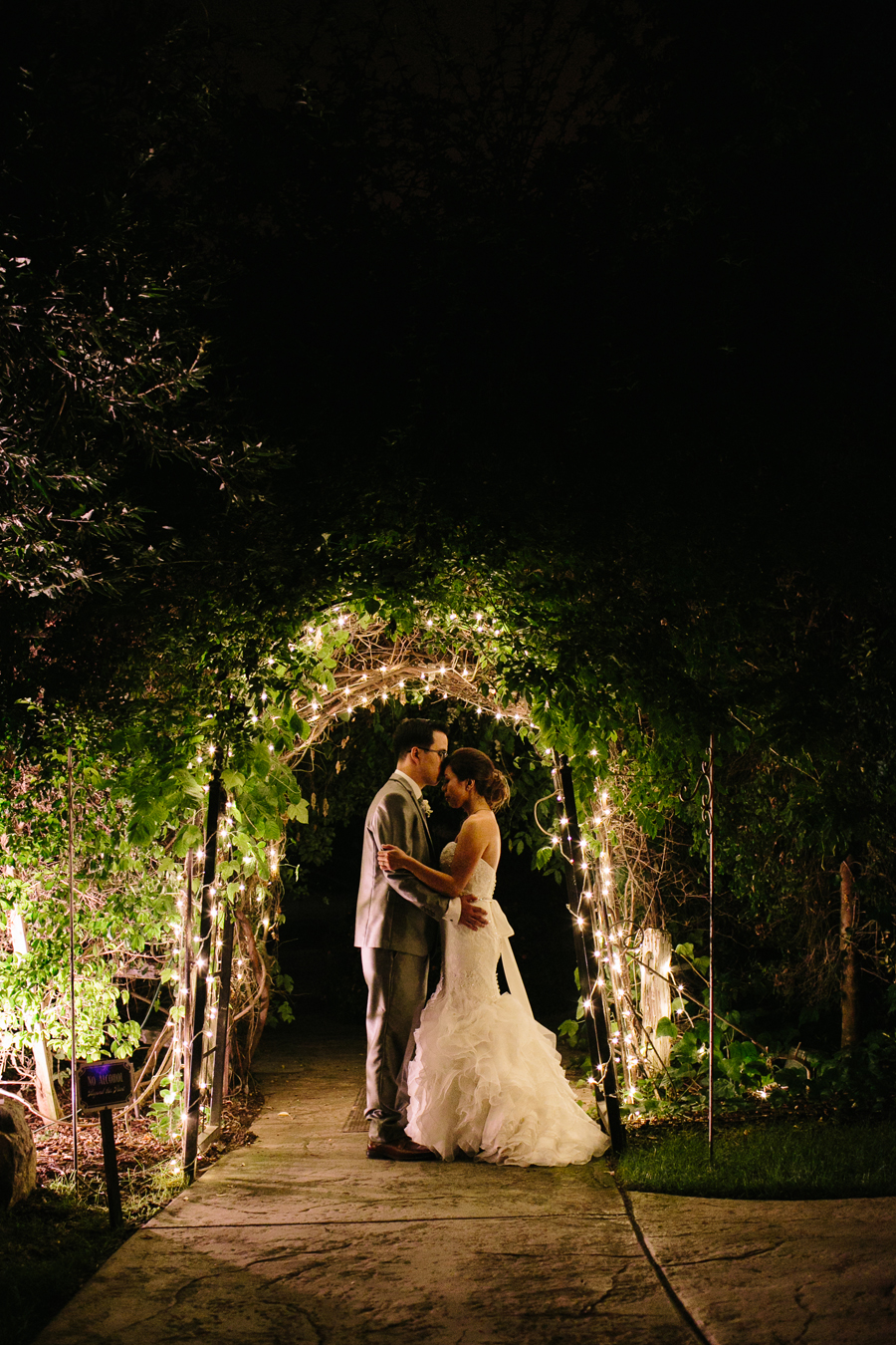 Featured Twin Oaks Garden Estate Wedding on Borrowed and Blue: Mary & Andrew