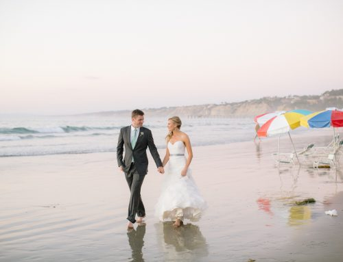 La Jolla Beach and Tennis Club Wedding: Brett & Jake
